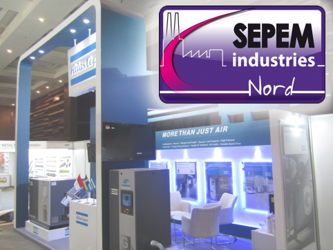 TechFluid Nord - SEPEM INDUSTRIES DOUAI 2017